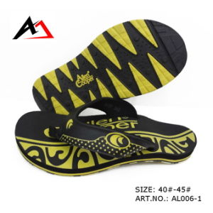 Slipper Leisure Shoes Customized Fashion Sandals for Men (AL006-1) pictures & photos