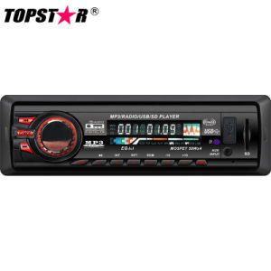 Fixed Panel Car MP3 Player with Long Cabinet pictures & photos