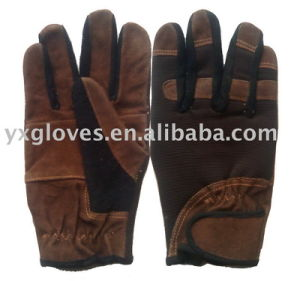 Working Glove-Leather Glove-Cheap Glove-Safety Glove pictures & photos