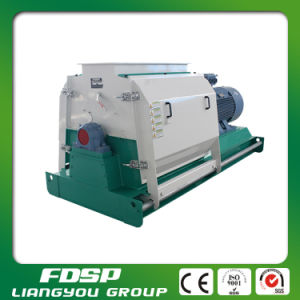 CE Approved Wood Chips Crusher Hammer Mill Foe Stalk pictures & photos