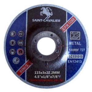 "Cutting Wheel Cutting Dics Abrasives 4-1/2""X1/8""X7/8"" pictures & photos"