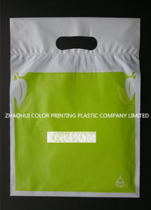 Plastic Die Cut Promotional Bag for Shopping pictures & photos