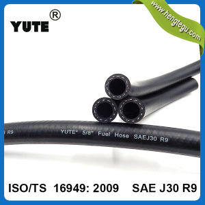 High Pressure Rubber Hose Braided 5/16 Inch Oil Hose pictures & photos