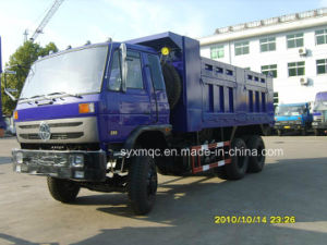 Heavy Duty Truck 6*4 Tipper Dump Truck (EQ3208GB3G)