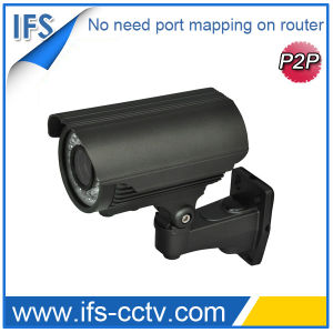 2.0 MP HD Weatherproof IP Camera (IFP-HS201MS) pictures & photos