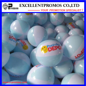Promotion Logo Customized PVC Inflatable Beach Ball (EP-B7096) pictures & photos