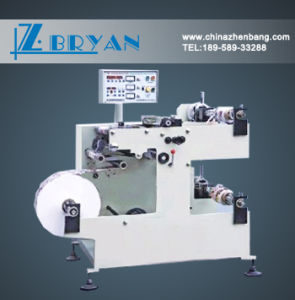Self Thermal Paper Slitting Machine pictures & photos