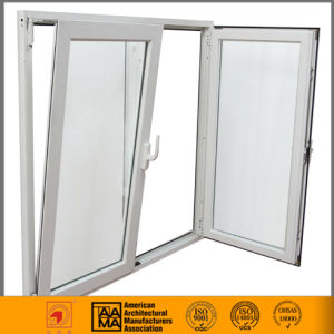Thermal broken aluminum glass tilt turn window supplier for Thermal windows prices