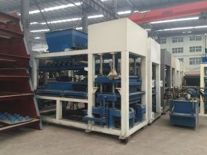 Brick Making Machine, Block Making Machine pictures & photos