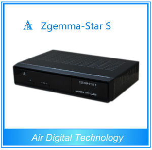 Factory Wholesale with CE Satellite Receiver Zgemma Star S pictures & photos