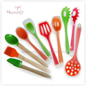 Food Grade Silicone Kitchen Utensils pictures & photos