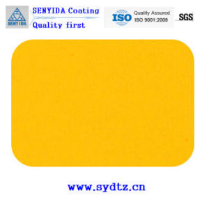 Powder Coating Paint (High Gloss Yellow) pictures & photos