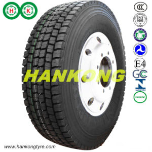 Drive Tyre Traction Tyre All Steel Wheels Radial Truck Tyre (315/70R22.5, 11R22.5) pictures & photos