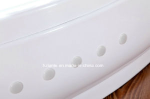 European Style Massage Bathtub with Computer Control Panel (CDT-003) pictures & photos