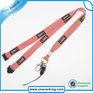 OEM Design Lanyard with Cell Phone String pictures & photos