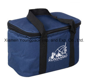 Deluxe Small 600d Polyester Food Cooler Bag for Promotional pictures & photos