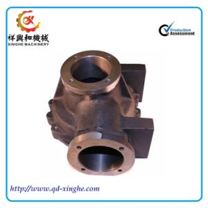 Sand Casting Copper Casting for Fitting pictures & photos