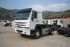 Sinotruk HOWO 4X2 Heavy Truck Tractor Head with ABS pictures & photos