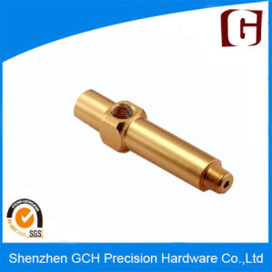 OEM CNC Machining Part Precision Hardware Brass Machining