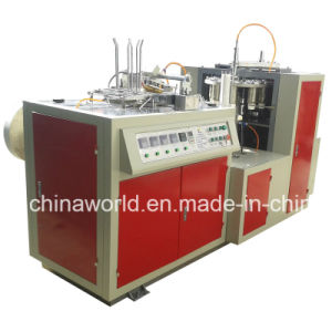 50ml-350ml Paper Cup Making Machine pictures & photos
