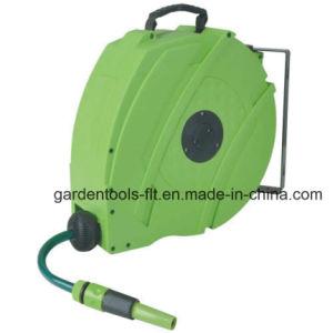 China Garden Tool Handy Trolly Cart Automatic Garden Hose Reel
