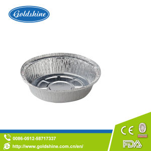 Household Aluminum Small Foil Containers pictures & photos