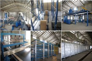 Full Automatic Gypsum Board Machine pictures & photos
