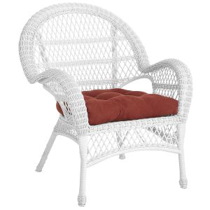 Resin Wicker Garden Outdoor Furniture Patio Rattan Arm Chair