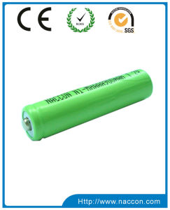 Naccon Ni-Mh Rechargeable Battery Pack (3NH-AAA800) pictures & photos