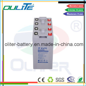 2V800ah Sealed Lead Acid VRLA Gel Solar Battery--Gfm800-2 pictures & photos