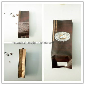 Coffee Bag/ Plastic Bag/ Packaging Bag with Valve pictures & photos