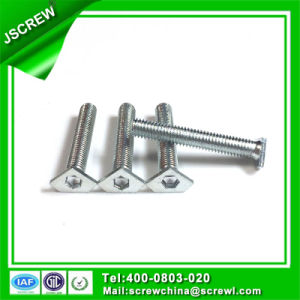 Hex Socket Flat Head Special Bolt pictures & photos