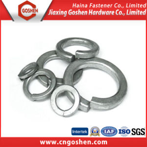 Stainless Steel 304 Spring Lock Washer pictures & photos