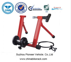 Indoor Bike Trainer with Red pictures & photos