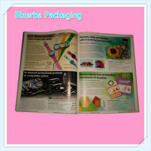 Professional Custom Colorful Catalogue Printing