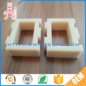 Raw Material 100% Pure PTFE Plastic Disc Block pictures & photos