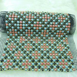 Hot Sale Decorative Diamante Rhinestone Fabric Mesh pictures & photos