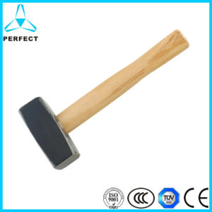 Germany Type Wooden Handle Stone Hammer pictures & photos