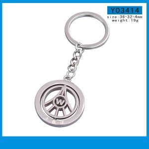High Quality Metal Custom Logo Blank Keychain pictures & photos