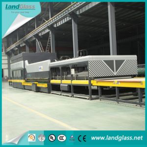Landglass Good Guality Glass Bending and Tempering Production Line pictures & photos