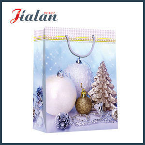 Promotional Christmas Gift Paper Bag pictures & photos
