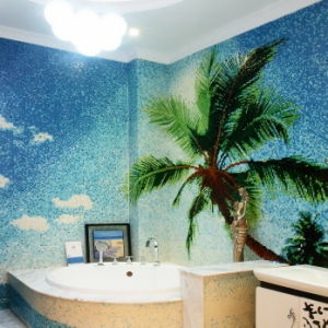 Bali Mosaic Tile Swimming Pool Tiles Mosaic Tile Mosaic Picture pictures & photos