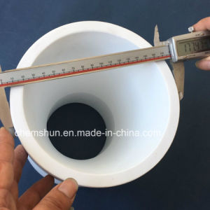 Chemshun 6 Inch Ceramic Alumina Roller Tube Cone Bend Pipe pictures & photos