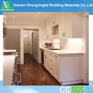 Manufactured Prefab Quartz Stone / Engineered Stone Kitchen Benchtop pictures & photos