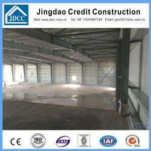 Glassfiber Sandwich Panel Light Steel Structure Workshop pictures & photos