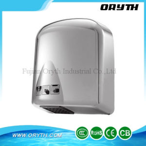 Cost Saving Stainless Steel Hand Dryer with Warm & Cool Airflow