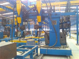 Gantry Welding Machine for H-Beam pictures & photos