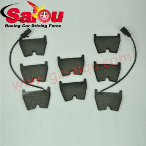 Automobile Brake Pad for Brembo RS8 China Supplier