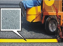 High Reflective Index Glass Beads for Road Marking Safety Paint pictures & photos
