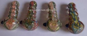 Hand Glass Pipe Glass Bubbler Ea-43